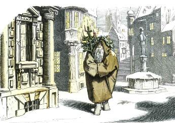 Figur Weihnachtsmann