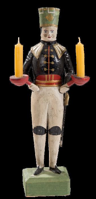Erzgebirgische Lichterfigur, Lichterbergmann